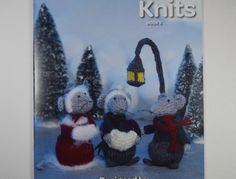 King Cole have a new Christmas Knits book too!