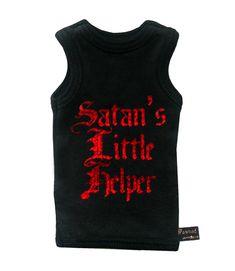 'Satan's Little Helper' Ferret T-Shirt