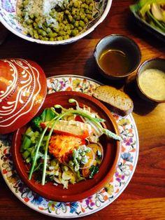 Superfoodsalad, home made by Nienke