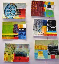 collage journeys: collage journeys