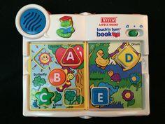 VTech Little Smart Touch'n Turn Book