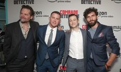 COMRADE DETECTIVE Red Carpet Premiere Photos