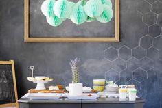 honeycomb baby shower