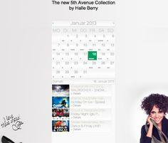 DEICHMANN Österreich || Einrichten des Eventkalenders auf der Deichmann Österreich Facebook Seite || Erarbeitung Content Strategie und Content Betreuung Halle Berry, Apps, Facebook, App, Appliques