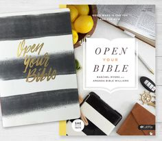 LifeWay Women All Access — Open Your Bible | Giveaway!