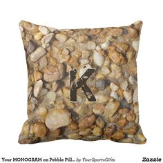 Rest your head on one of Zazzle's Man Cave decorative & custom throw pillows. Masculine Home Decor, Monogram Pillows, Selling Design, Man Cave Gifts, Rustic Cabin Decor, Pebble Stone, Bedroom Accessories, Boyfriend Gifts, Gifts For Dad