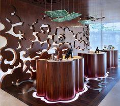W Singapore Sentosa Cove—Welcome Daytime #lobby