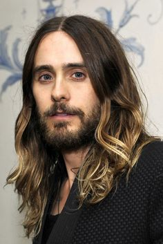 Nathanial, without the beard. For some reason I keep seeing Jared Leto as Nathaniel. - the look/inspiration for fantasy league in movie casting/artwork/animation. (Laurel K. Hamilton/Anita Blake series) ----------jared leto