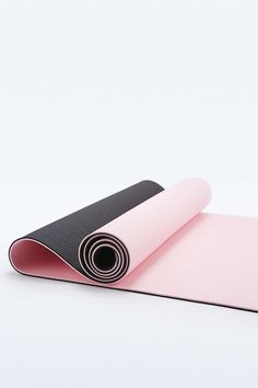 Tapis de yoga rose