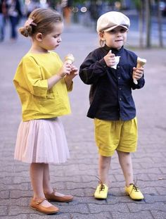 Classic style is always chic. #kids #designer #fashion