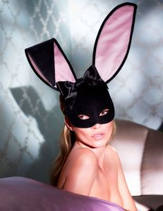 Kate Moss's Bunny Ears took 40 years to grow. Shows drugs do inhibit development!