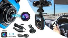Buy HD 1080P In Car Video Recorder for just £14.99 Keep an extra eye out on the road with theHD 1080P In Car Video Recorder      Will help prove your case if you're involved in a road incident      Provides uninterrupted video recording      Also has night vision to ensure you're covered even when in darkness      Has 1080P full HD resolution      Please refer to 'Full Details' for...