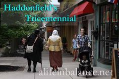 #wordlesswednesday: #haddonfield300 | alifeinbalance.net