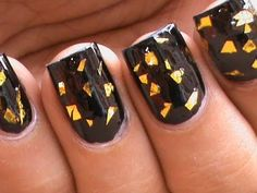 Glitter Flakes ! - Dresslink Review ! Nail Art Designs How To Do Nail Design Nail Art decorations