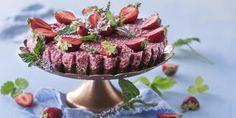 Mansikkasuklaakakku ilman uunia | Myllyn Paras