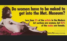 Contemporary women artists still face obstacles and disparities today. The National Museum of Women Artists advocates for women artists. We should, too!