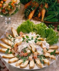 Lajos Mari konyhája - Orosz csirkehússaláta Potato Salad, Potatoes, Meat, Chicken, Ethnic Recipes, Food, Potato, Essen, Meals