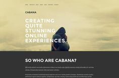 Cabana WordPress Theme