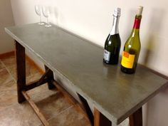 How to build a concrete table for beginnersDIY Projects with Pete - Wood, Metal, Concrete and other DIY Projects