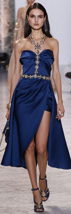 Elie Saab Spring Summer 2017 Haute Couture Collection