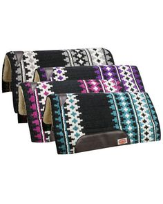 Showman Cutter Saddle Pad - #6111