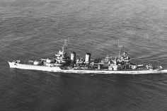 USS Minneapolis (CA-36). The USS Minneapolis earned 17 Battle Stars during World War 2.