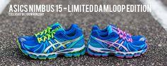 Kom nog snel naar Run2Day voor de ASICS Nimbus 15 Dam tot Damloop edition