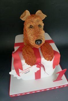 2009 Best 3d Dog Cakes Images Dog Cakes 3d Dog Cake