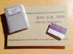 Magnet for International Convention~previous pinner.
