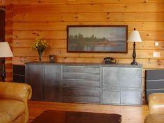 cool dvd storage ideas: modern wooden dvd storage cabinets