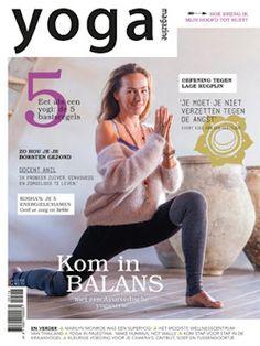 Proefabonnement: 3x Yoga € 15,-: Yoga is een kwartaalblad van de makers van Psychologie Magazine, bestemd voor iedereen die interesse heeft in spiritualiteit, gezondheid en lifestyle. Nu drie nummers voor slechts 5 euro per nummer!