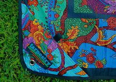 Tree of Life - Tarpestry - Tapestry Blanket - Water Repellent by Tarpestry on Etsy