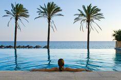 #relax in #marbella #summervacationsUK  #beachclubs estrelladelmarbeachclub. #spain