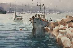 Ian Michael McManus - Watercolour Artist Art Pics, Art Pictures, Watercolor Art, Gallery, Artist, Painting, Watercolors, Water, Art Images