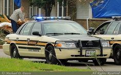 Ford CVPI Tennessee State Police