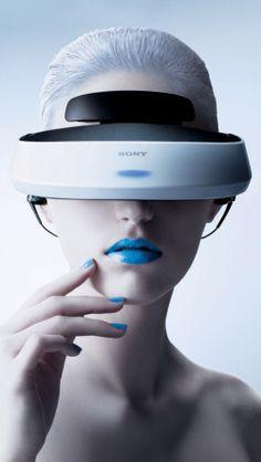 Sony Play Station 4 Girl