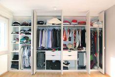 26 belles suggestions d'aménagement dressing - une solutions optimale