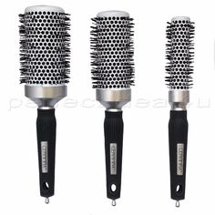 The Best Hair Brush that Works With Your Hair Blow Dry Hair Brush, Round Hair Brush, Best Hair Brush, Wet Brush, Blow Drying Tips, Ceramic Hair Brush, Bombshell Curls, Best Brushes, Hair Breakage
