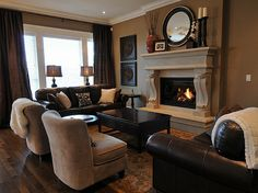 Sandstone Fireplace Mantel Surround | Flickr - Photo Sharing!