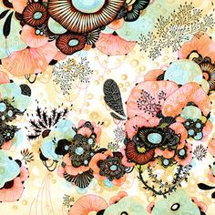 Yellena James art