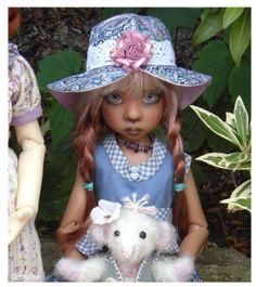 My Nyssa_ Kaye Wiggs BJD doll