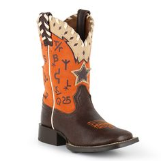 Ariat Kid's Pete Horseman Western Boot