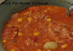 Quick and Easy Crock Pot Brunswick Stew