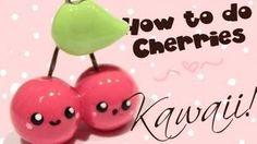 fimo tutorial kawaii - YouTube