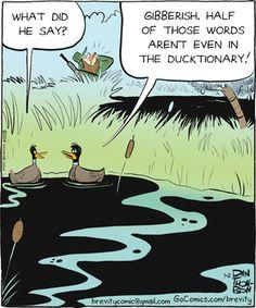 Brevity Comic Strip, January 02, 2014 on GoComics.com