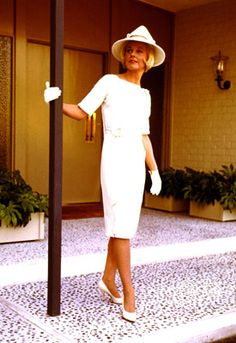 Doris Day, her clothes in her movies were outstanding. Watching Please Don't Eat the Daisies!