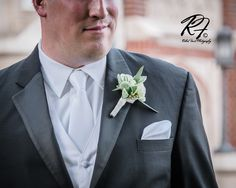 Boutonniere  Photo by Robert Faust Photography