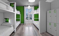 A New Breed Of Designer Hostels For The Design-Minded Budget Traveler