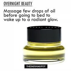 overnight natural beauty tips to wakeup pretty
