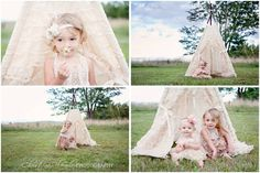 GABRIELLA  lace teepee play tent photo prop by SugarShacksTeepee, $190.00